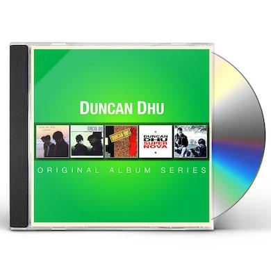 Duncan Dhu ORIGINAL ALBUM SERIES CD