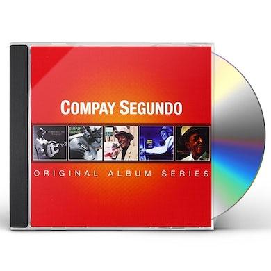 Compay Segundo ORIGINAL ALBUM SERIES CD