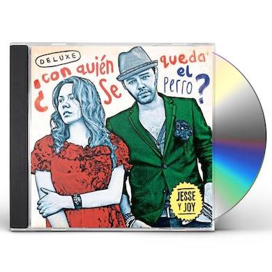 Jesse & Joy CON QUIEN SE QUEDA EL PERRO CD