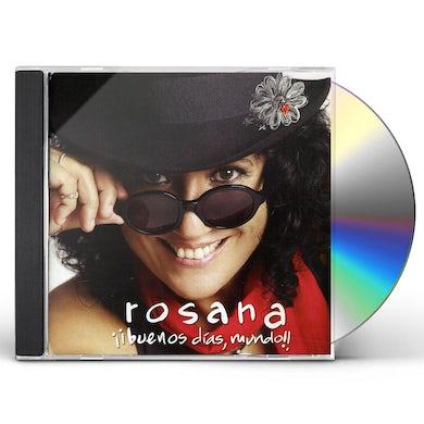 Rosana BUENOS DIAS MUNDO CD