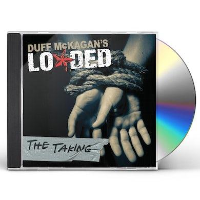 Duff Mckagan TAKING CD