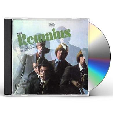 Remains CD