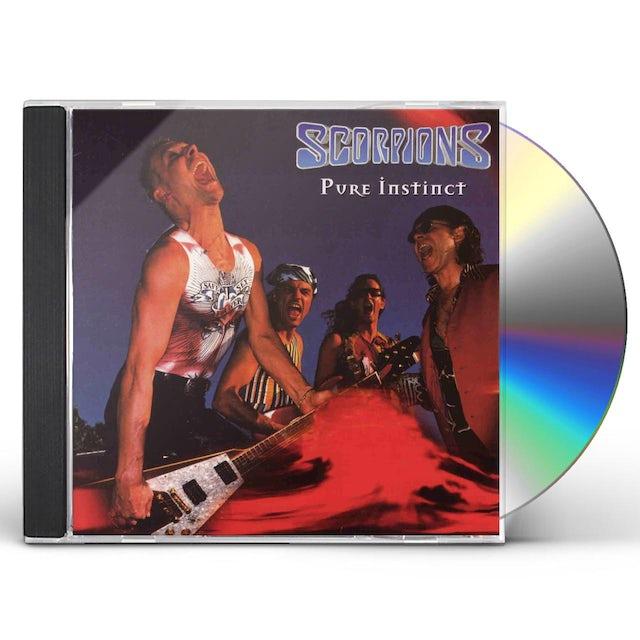 Scorpions PURE INSTINCT CD
