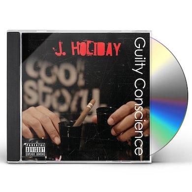 GUILTY CONSCIENCE CD