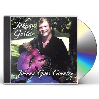 JOHNNY GOES COUNTRY CD