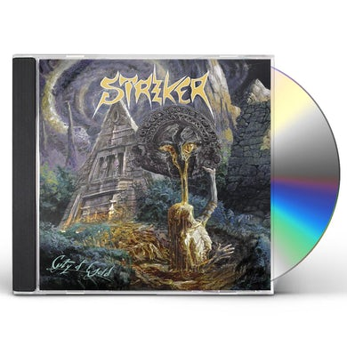 Striker CITY OF GOLD CD