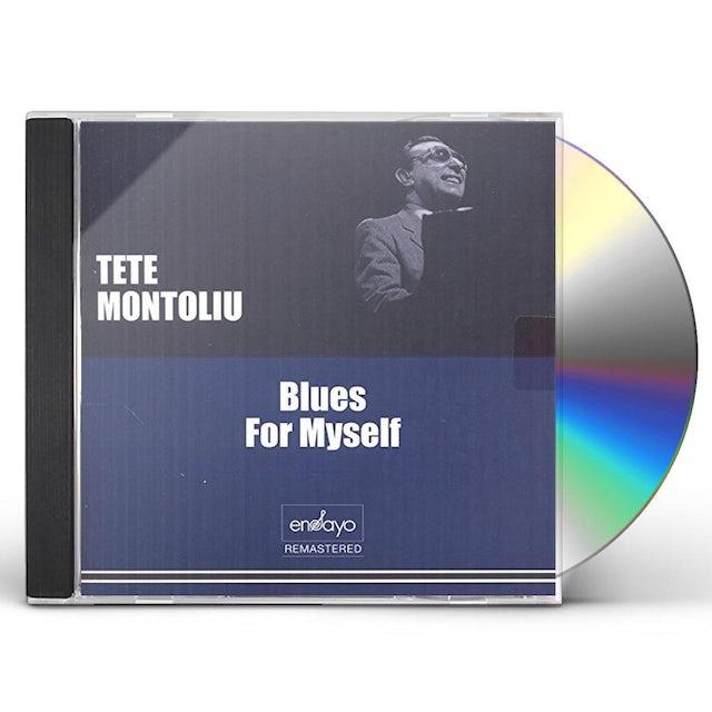 Tete Montoliu BLUES FOR MYSELF CD