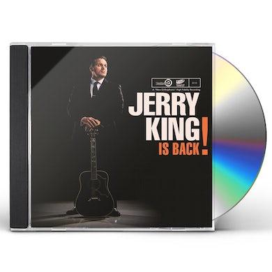IS BACK CD