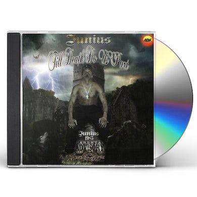 Junius TILL DEATH DO US PART CD