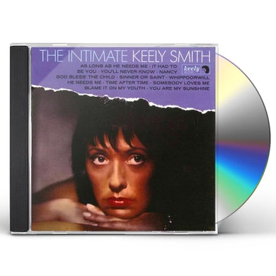 INTIMATE KEELY SMITH (EXPANDED EDITION) CD