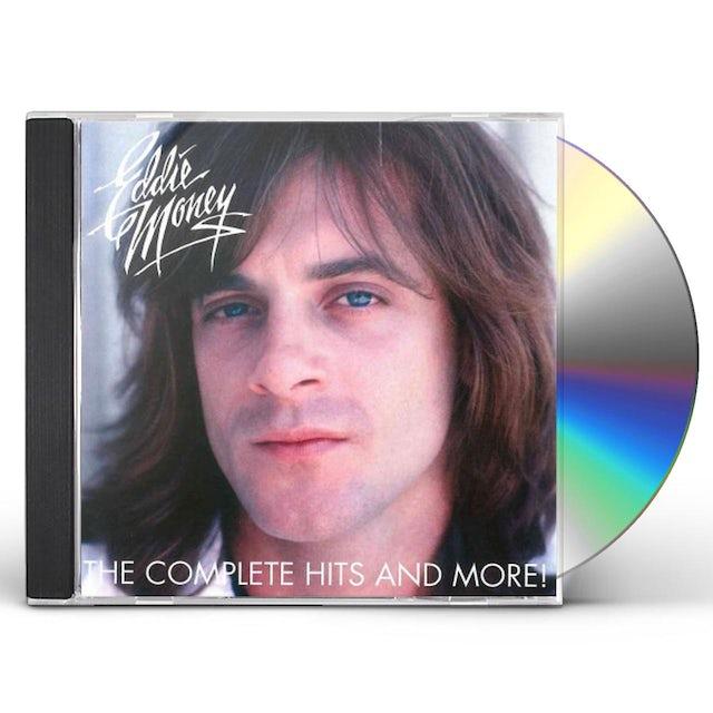 Eddie Money COMPLETE HITS & MORE CD