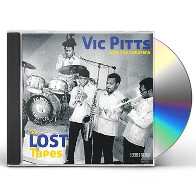 Vic Pitts & The Cheaters LOST TAPES CD