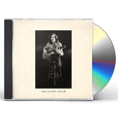 John Hulburt OPUS III CD