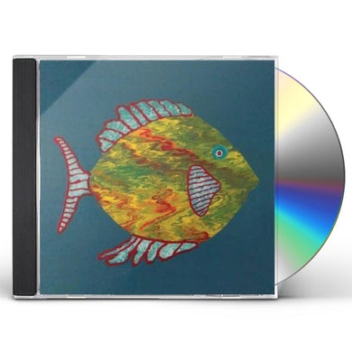 Michael Chapman FISH CD