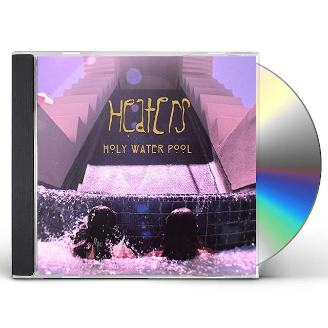Heaters HOLY WATER POOL CD