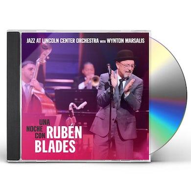 Una Noche Con Ruben Blades CD