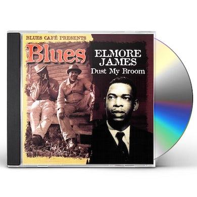 Elmore James BLUES CAFE PRESENTS DUST MY BROOM CD