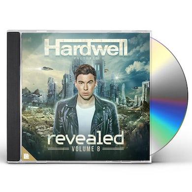 Hardwell REVEALED 8 CD