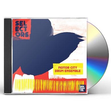 Motor City Drum Ensemble SELECTORS 001 CD