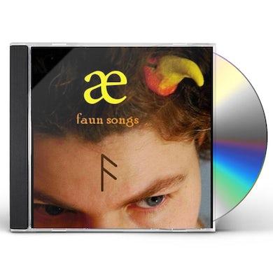 Ae FAUN SONGS CD