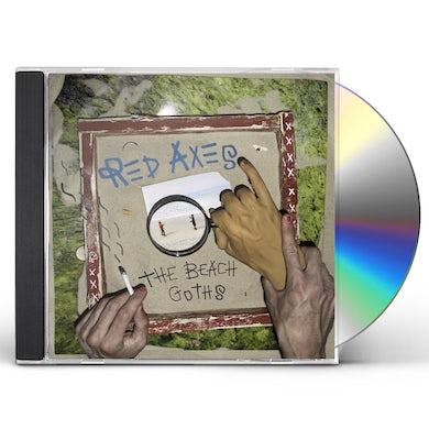 Red Axes BEACH GOTHS CD