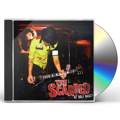 Scarred AT HALF MAST CD