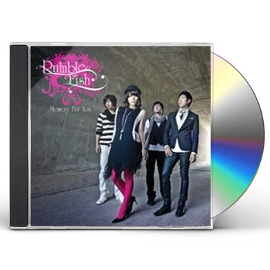 Rumble Fish MEMORY FOR YOU CD