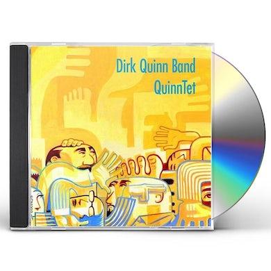 Dirk Quinn QUINNTET CD