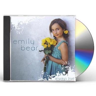 Emily Bear ALWAYS TRUE CD
