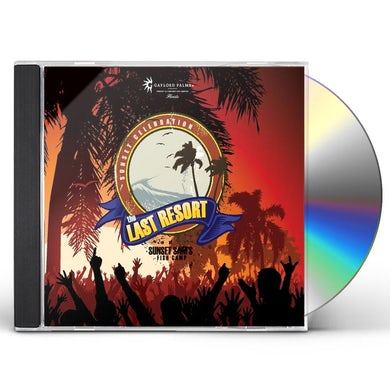 Last Resort SUNSET CELEBRATION CD