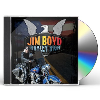 Jim Boyd HARLEY HIGH CD