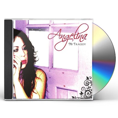 angelina MY TRAGEDY CD