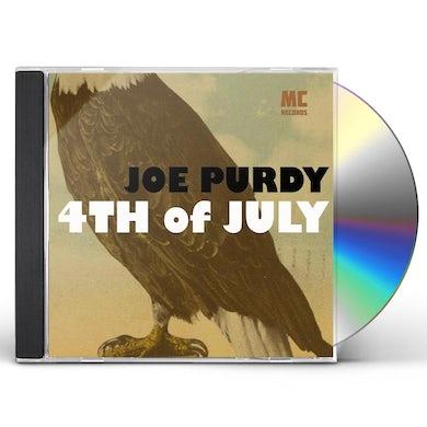 Joe Purdy 4TH OF JULY CD