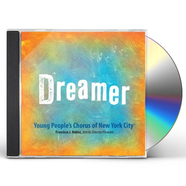 Young People's Chorus of New York City DREAMER CD