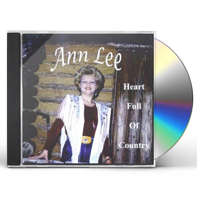 Ann Lee HEART FULL OF COUNTRY CD