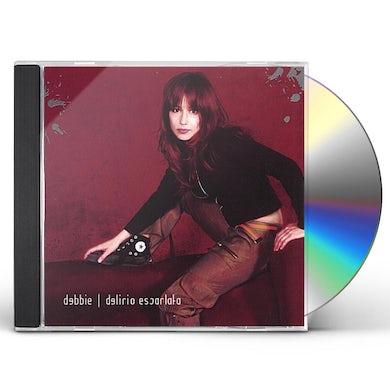 Debbie DELIRIO ESCARLATA CD
