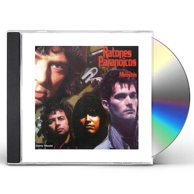 Ratones Paranoicos HECHO EN MEMPHIS CD