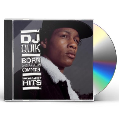 Born and Raised in Compton: The Greatest Hits CD