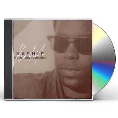 Kashif DEFINITIVE COLLECTION CD