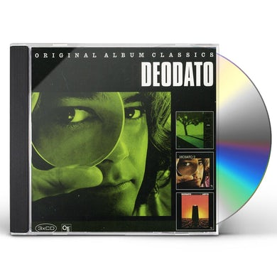Deodato ORIGINAL ALBUM CLASSICS CD