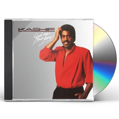 Kashif SEND ME YOUR LOVE (BONUS TRACKS EDITION) CD