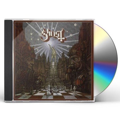 Ghost  POPESTAR CD