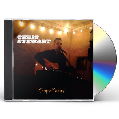 Chris Stewart SIMPLE POETRY CD