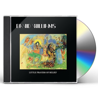 David Williams LITTLE PRAYERS OF BELIEF CD