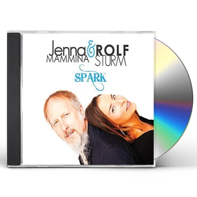 Jenna Mammina SPARK CD
