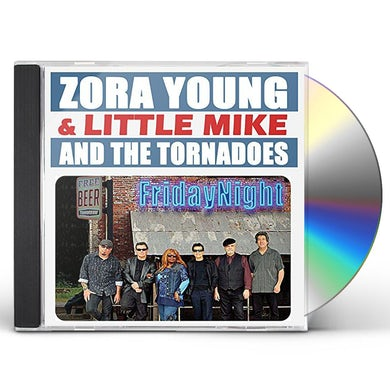 Zora Young FRIDAY NIGHT CD