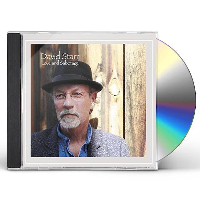 David Starr LOVE & SABOTAGE CD