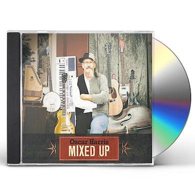 Oscar Harris MIXED UP CD