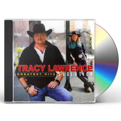 Tracy Lawrence GREATEST HITS: EVOLUTION CD