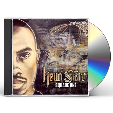 Kenn Starr SQUARE ONE CD
